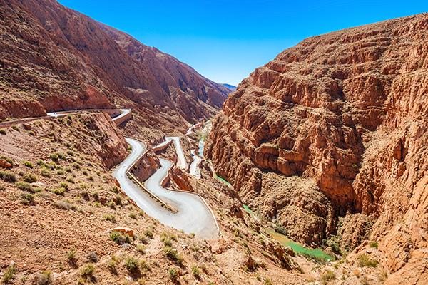 Séjour Dadès grand sud Maroc circuit désert Amoodo