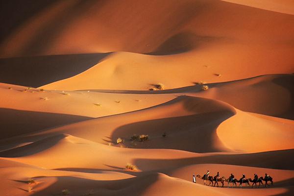 Séjour Merzouga grand sud Maroc circuit désert Amoodo