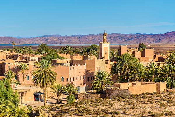 Séjour Ouarzazate grand sud Maroc circuit désert Amoodo