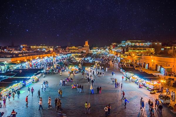 Séjour Marrakech grand sud Maroc circuit désert Amoodo