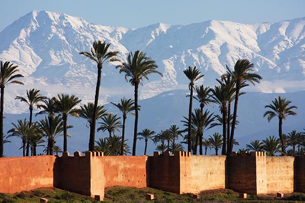 Neige et désert grand sud Maroc circuit désert Amoodo