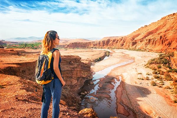 Voyagez dans le Sud du Maroc seul en famille ou en groupe